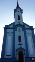 kostel po opravě